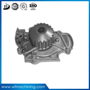 OEM Cast Stainless Steel Metal Casting From Steel Foundries Company pictures & photos