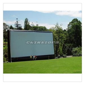 Giant Size Outdoor Air Inflatable Screen Movie Screen Factory Price