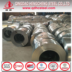 Dx51d+Z Hot Dipped Zinc Coated Gi Steel Strip pictures & photos