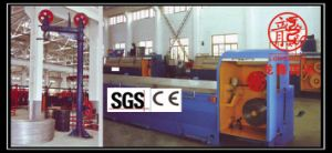 High Speed Al or Al-Alloy Rod Breakdown Machine/Drawing Machine pictures & photos