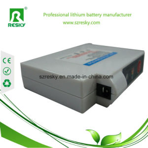 3 Level 3.7V 3400mAh Lithium Battery for Heated Products