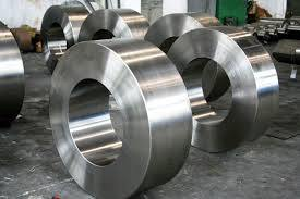 Metal Material Forged Steel Roller Ring pictures & photos