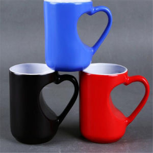 Sublimation Heat Transfer Color Changing Heartsweets Mugs Mkb06