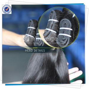 4A Indian Virgin Remy Human Hair, Double Weft Free Shedding, No Tangle Hair