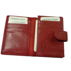 Wallet, Purse, Business Card Holder (EC-007) , Credit Card Holder pictures & photos
