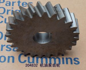 Cummins Oil Pump Gear (204832) for Ccec Engine Part pictures & photos