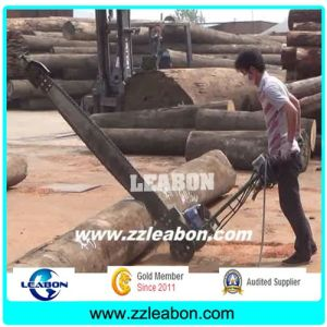 Manual Holding Hard Wood Log Slasher Machine pictures & photos