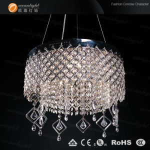 Zhongshan Factory 2018 New Design Crystal Pendant Lighting (OM938) pictures & photos