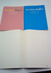 Soft Cover Exercise Book-Togo Printing pictures & photos