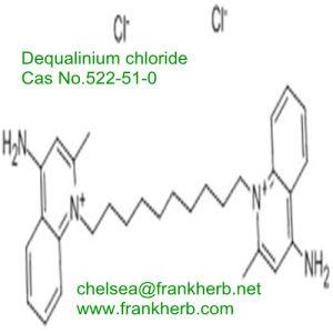 Dequalinium Chloride/CAS No. 522-51-0 pictures & photos
