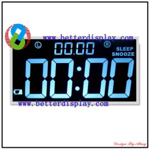 Wide Screen LCD Display Module for Digital Watch pictures & photos