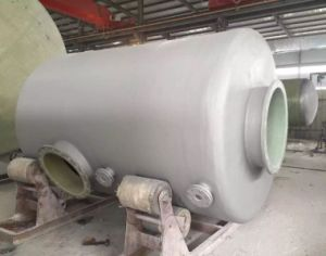GRP FRP Chemical Storage Tank for Industry pictures & photos