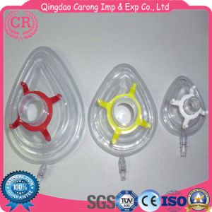 Wholesale Cheap Medical Disposable Anaesthetic Mask pictures & photos