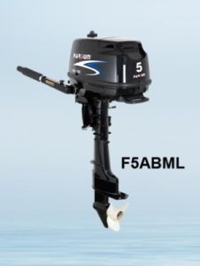 Parsun 5HP 4-Stroke Outboard Motor with Bigger Displacement F5abms pictures & photos