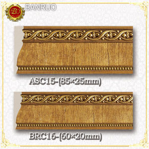Wooden Picture Frame Moulding (BRC15-4, BRC16-4) pictures & photos