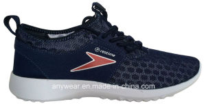 Leisure Women Casual Footwear Walking Comfrt Shoes (W-16738) pictures & photos