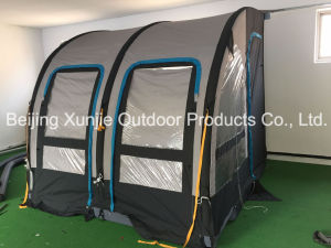 Durable Waterproof 2 Person Inflatable Camper Auto Veichle Tent for Ourside pictures & photos
