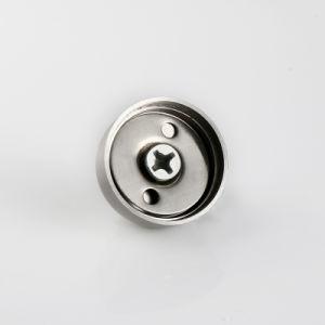 Magnetic Door Stop Door Accessory Hardware in Satin Stainless Steel pictures & photos