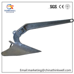 Forged Marine Malleable Iron Plough or Plow Boat Anchor pictures & photos