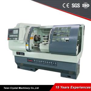 Automatic High Precision Horizontal CNC Lathes Ck6136A pictures & photos