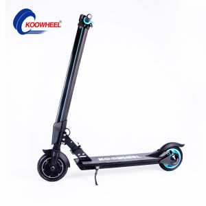 Koowheel Safe Modern Young Lady Folding Commute Electric Scooter pictures & photos