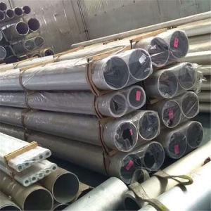 Black Anodized Aluminum Tube 6061 6063 7075 8011 3003 5052 5083 pictures & photos