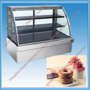 Snack Ice Cream / Donut / Cake Showcase with Factory Price pictures & photos