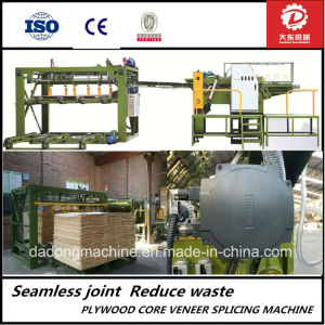 Factory Sale 4*8 Feet Plywood Veneer Composer Manchine pictures & photos