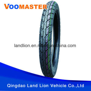 100% Quality Guarantee New Pattern Motorcycle Tyre 3.25-18 pictures & photos