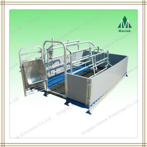 Galvanized Pig Farrowing Cratec for Sow Feeder pictures & photos