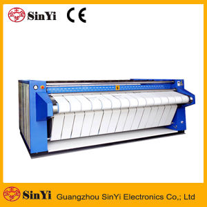 (YI) Commercial Laundry Steam Heating Electric Ironing Machine