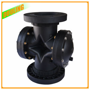 Low Industrial Type Irrigation Drain Plastic Valve pictures & photos