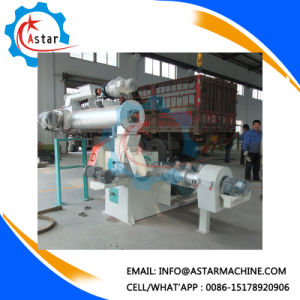 Single Screw Extruder Floating Fish Feed Mill pictures & photos
