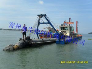 China Mini\Small Sea & River Sand Pump Dredger Manufacture pictures & photos
