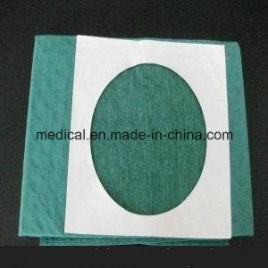 Disposable Medical Streile Adhesive Fenestrated Surgcial Drape for Medical pictures & photos