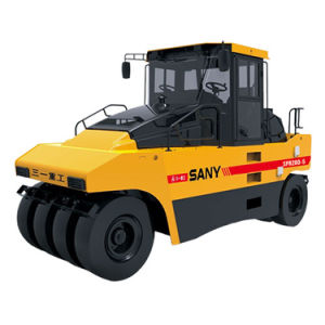 Sany Spr260-6 26ton Tyre Roller Pneumatic Rubber Tire Road Roller pictures & photos