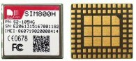 SIM800h Quad-Band GSM GPRS 2g Module LGA Package with Small Size