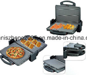 GS A13 Approval Contact Grill, Electric Grill Toaster, Panini Grill pictures & photos