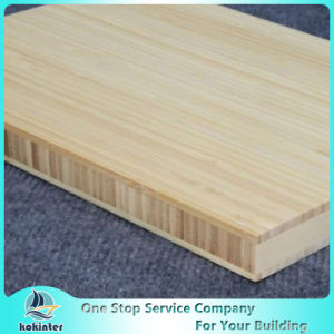 H Shape/ I Shape 36-40mm Carbonized Bamboo Plywood for Worktop Countertop pictures & photos