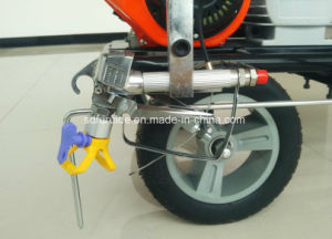 Honda Engine Cold Plastic Airless Road Marking Machine for Sale pictures & photos