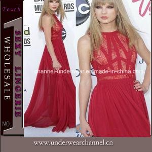 Hot Sale Women Wedding Bridal Celebrity Dress (TMK524) pictures & photos
