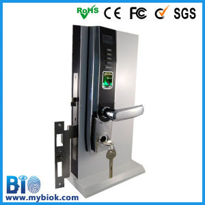 High Class and Durable Stable Performance Fingerprint RFID Door Lock (HF-LA501)