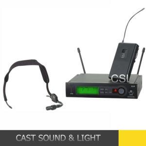 Slx14/Wl93 UHF Headset Wireless Microphone pictures & photos