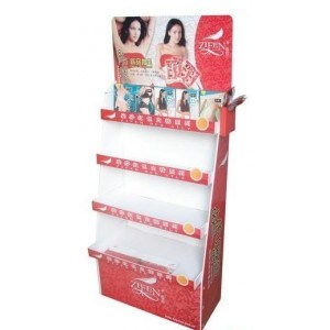Big Fluting Paper Board Stand for Underclothes pictures & photos