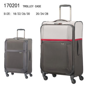 Soft Aluminum Luggage for Traveling of 3sizes pictures & photos