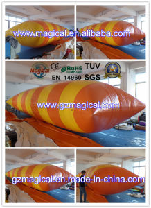 Inflatable Water Blob Inflatable Water Catapult Blob Jump (RA-051) pictures & photos