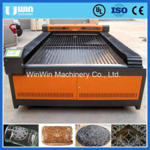 China High-Quality Comppetitive Laser Granite CNC Machine pictures & photos