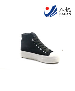New Arrived Cansual Shoes Canvas Lady Shoes Bfm0299 pictures & photos