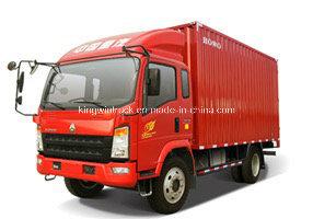 Sinotruk Brand HOWO Light Truck for 5tons