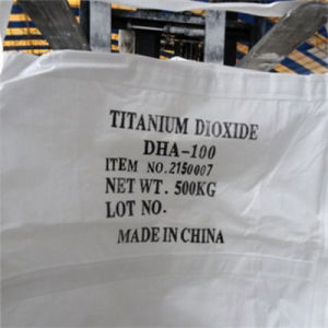 Titanium Dioxide Plastic Grade (Ba01-01)